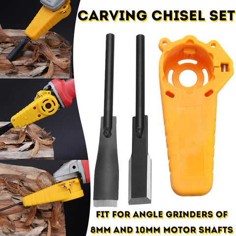 Image of Electric Power Chisel Set