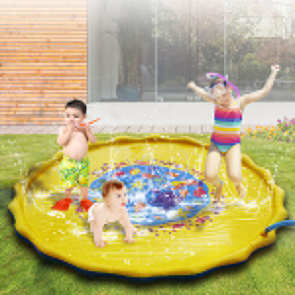 Splash Play Mat