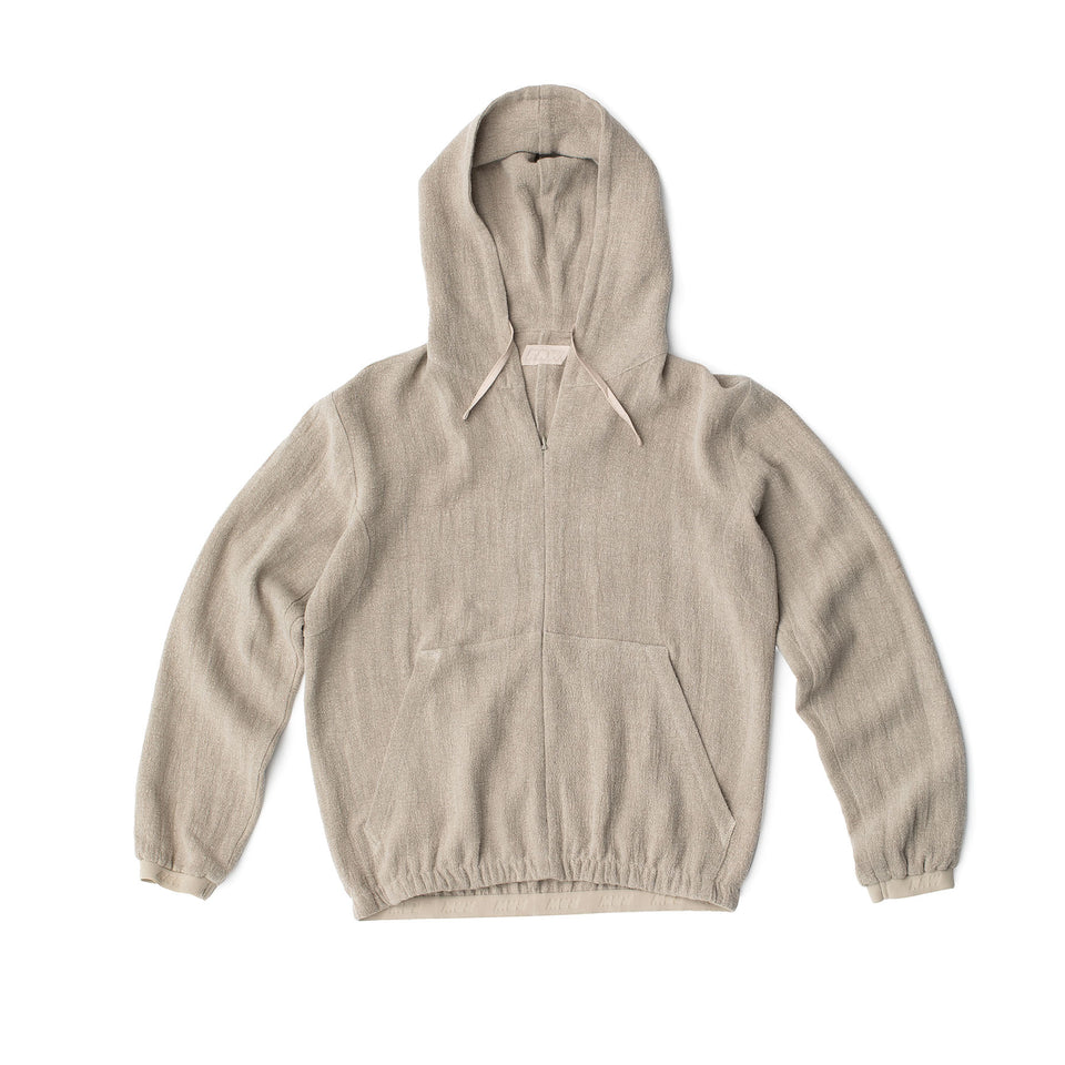 RAW Men Hoodie Natural