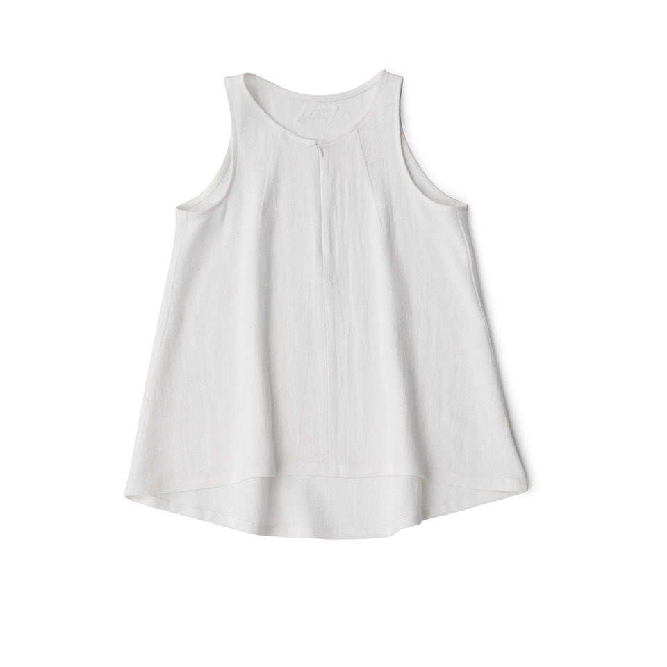 RAW Women Tank Top White