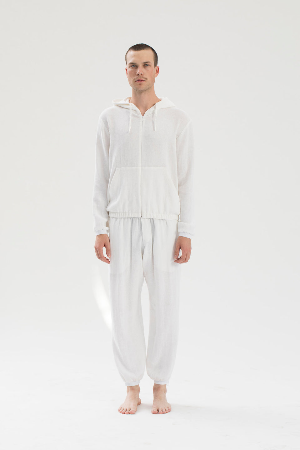 RAW Men Sweatpants White