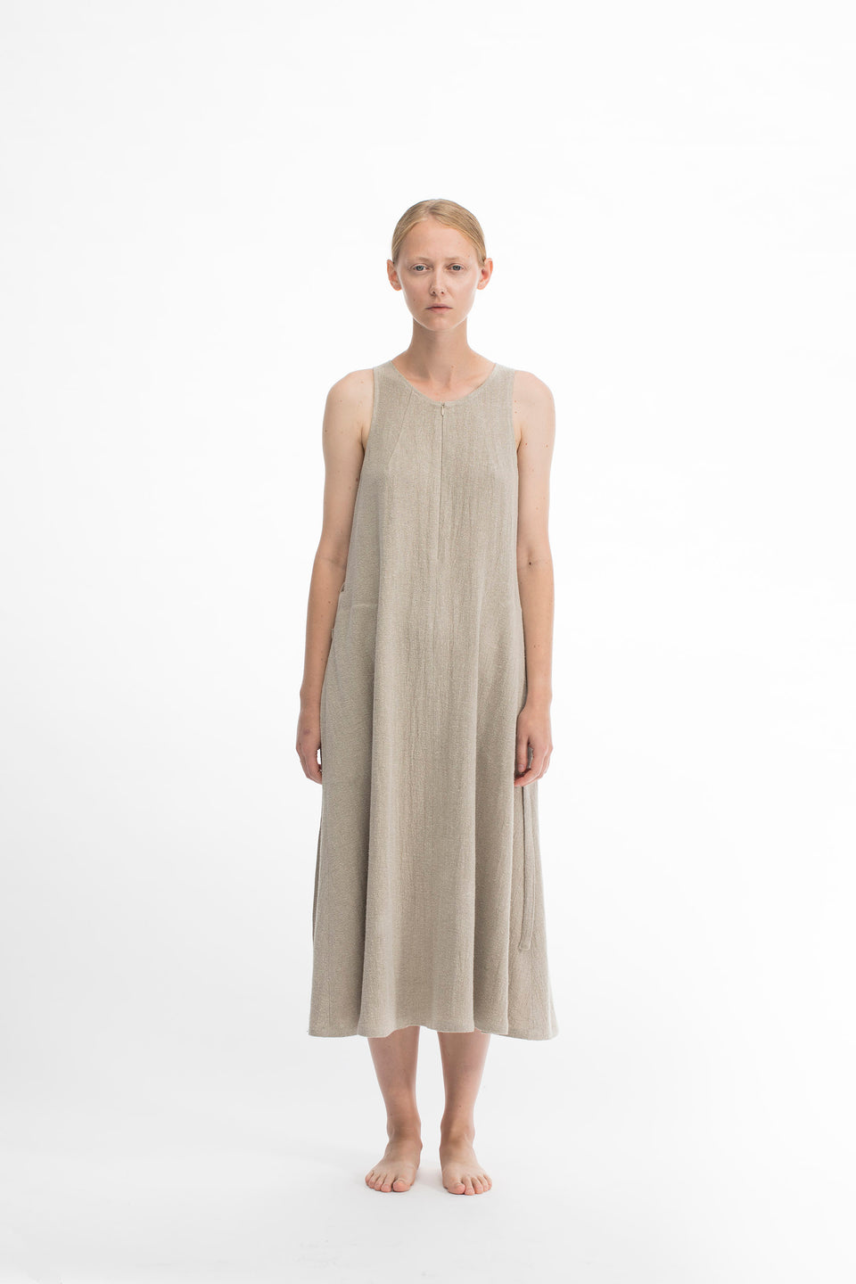 RAW Women Comfort Dress Natural