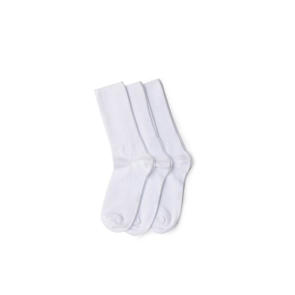 RAW U-Socks White