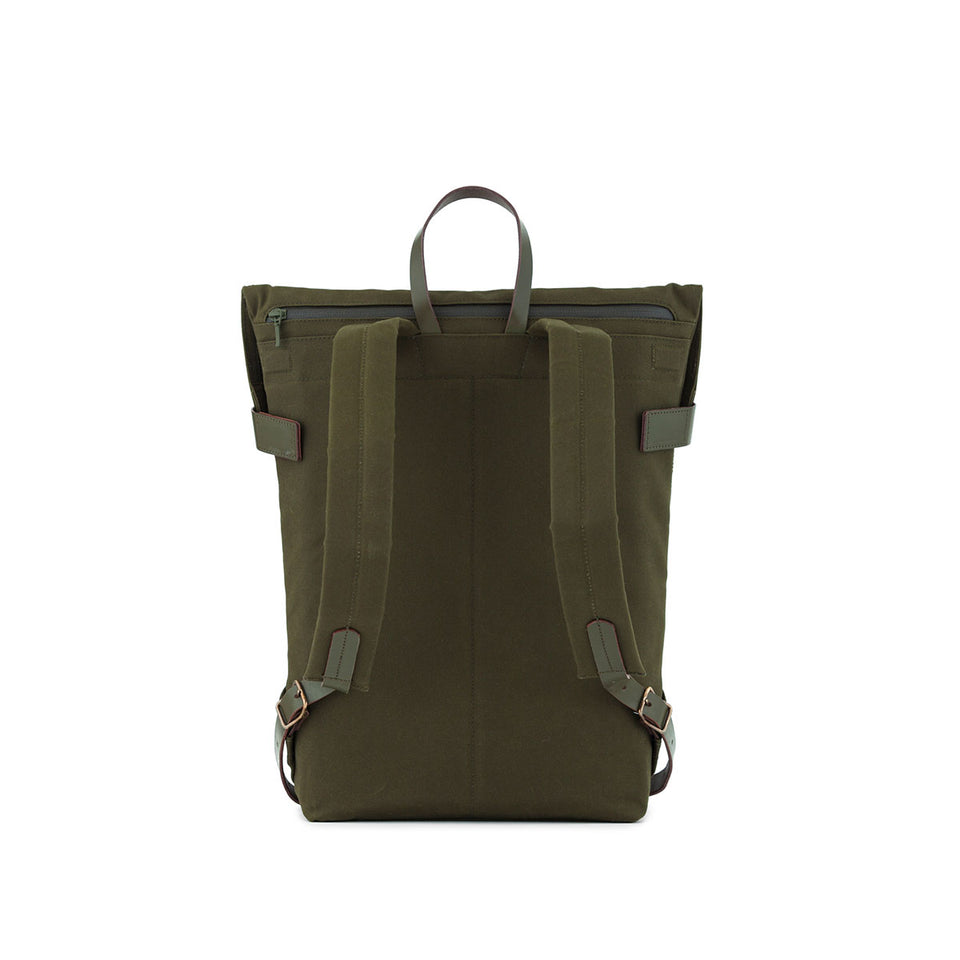 Atom Backpack Army Green