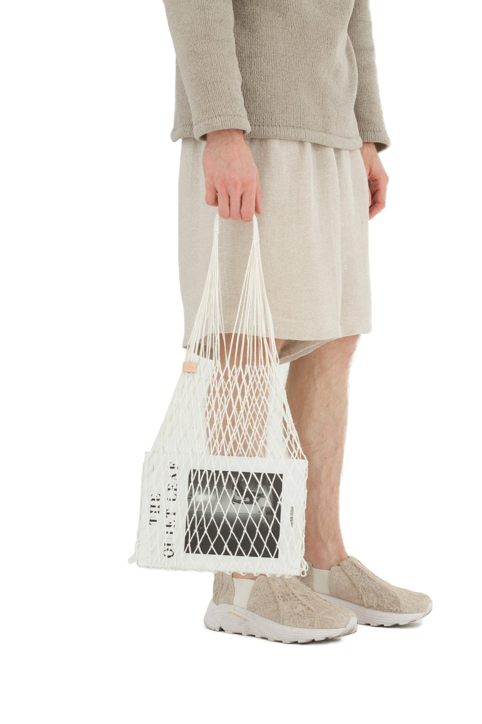 Net Bag Off White
