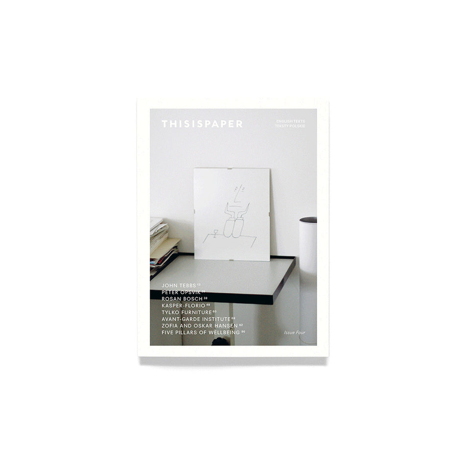 Thisispaper Issue Four