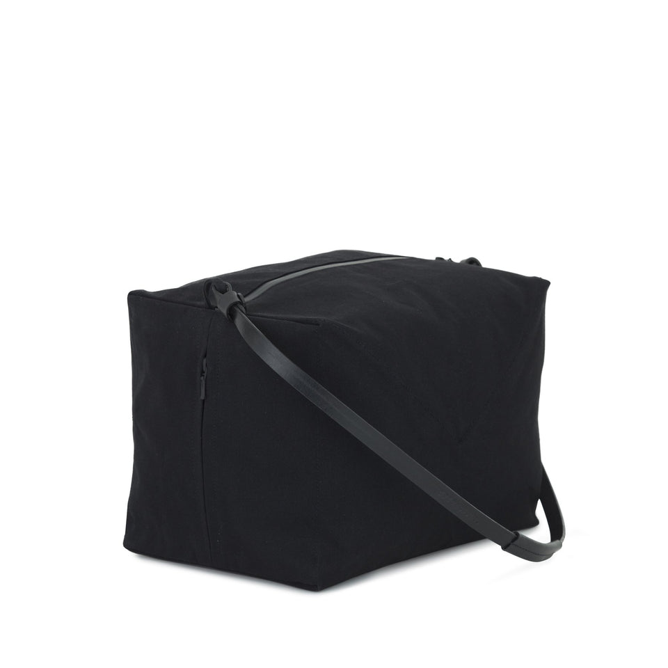 Parachute Bag Solid Black