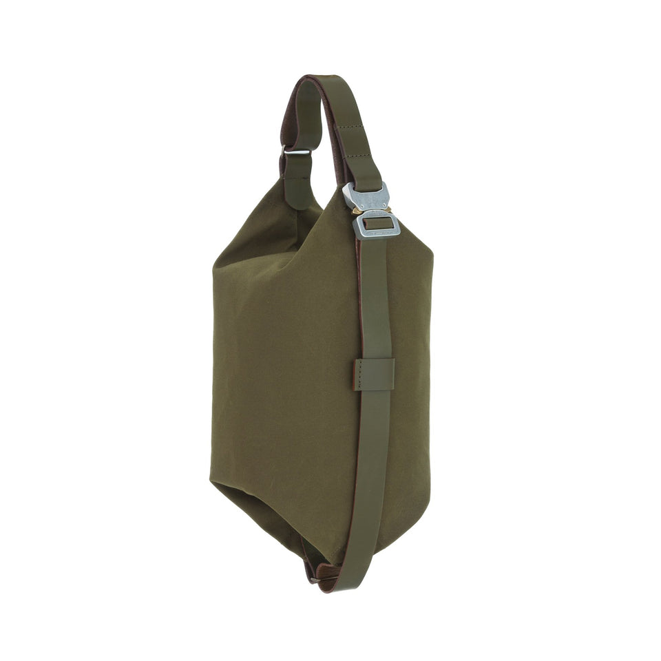 Thisispaper Transfer Bag Army Green