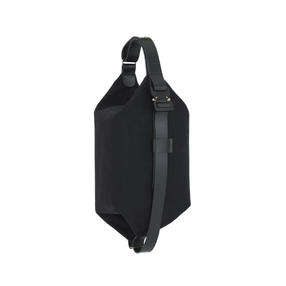 Transfer Bag Solid Black
