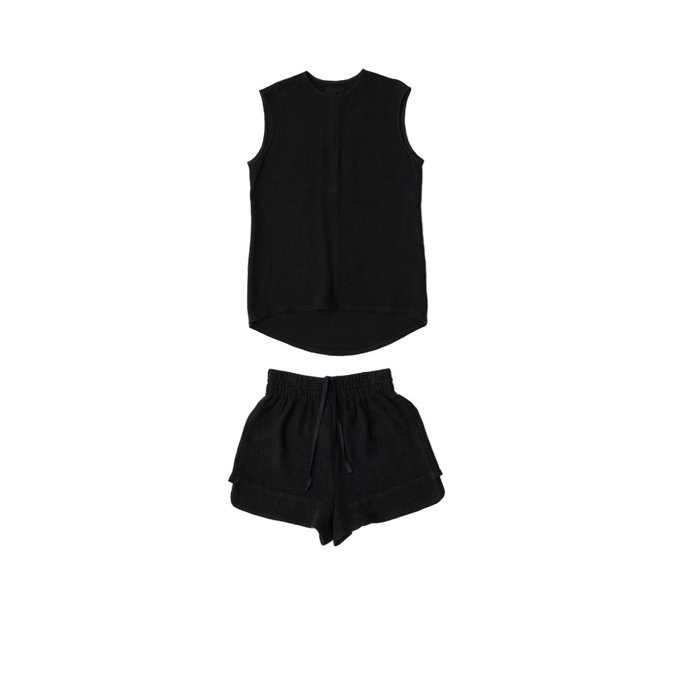 RAW Men Running Set Black