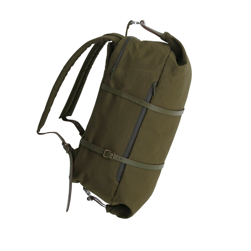 Cargo 2-in-1 Backpack Army Green