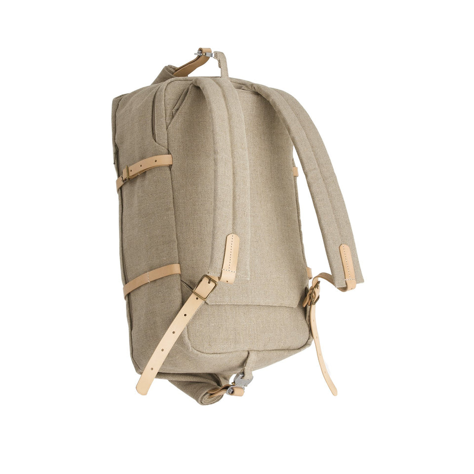 Thisispaper Cargo 2-in-1 Backpack Raw Natural