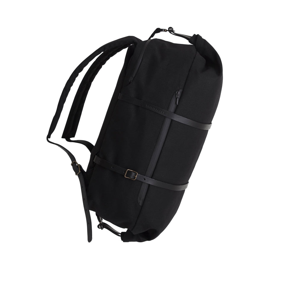 Cargo 2-in-1 Backpack Solid Black