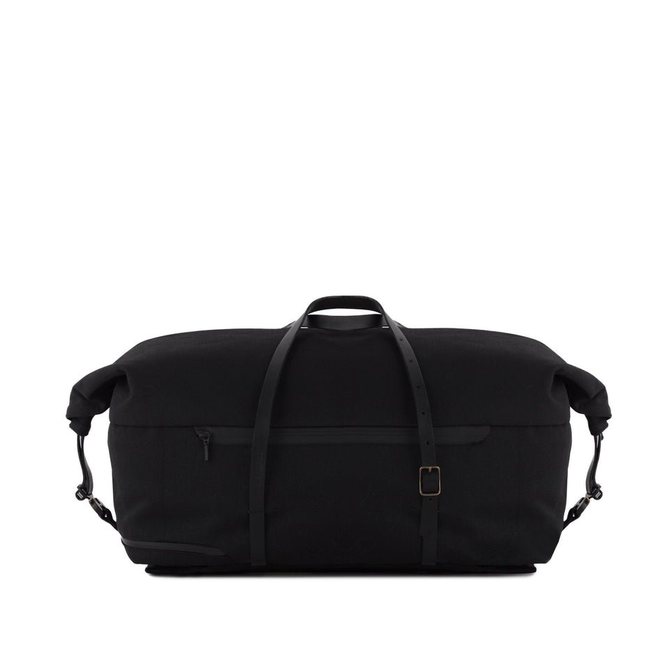 Thisispaper Cargo 2-in-1 Backpack Solid Black