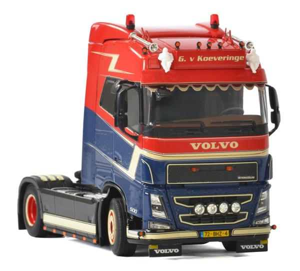 1:50 Tracto Volvo Fh4 Globetrotter