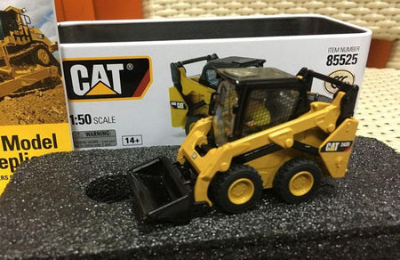 85525 Minicargador Cat 242D Escala 1:50