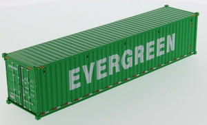 40' Dry Goods Sea Container DM91027D Escala 1:50