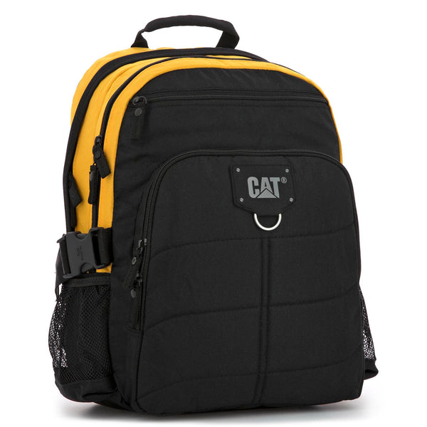 Mochila Cat Millennial Brent Yellow 83435-12