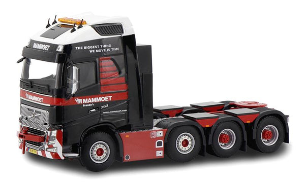 1:50 Tracto Volvo Fh4 Globetrotter Xl
