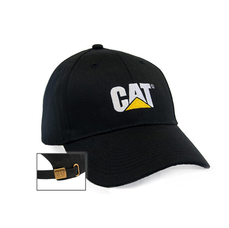 Gorra Cat Black Value Cap Gorras