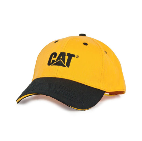 Gorra Cat Gold And Black Value Cap Gorras