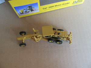55127 Motoniveladora Cat 160H Escala 1:87