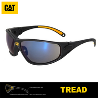 Lentes de Seguridad Cat Tread 105 Protección UV Termosoleado