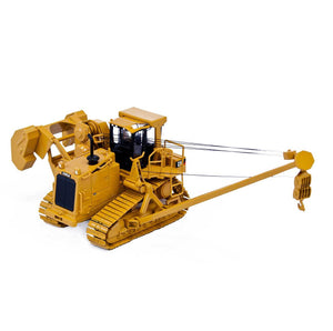 55272 Pipelayer Metal Tracks - Tiende Tubos Cat 587T Escala 1:50 Tractor De Orugas