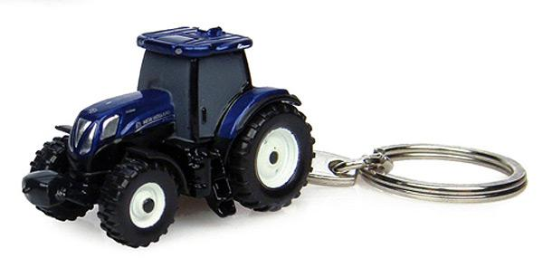 Llavero Tractor New Holland T7.210- Hobbies Universal