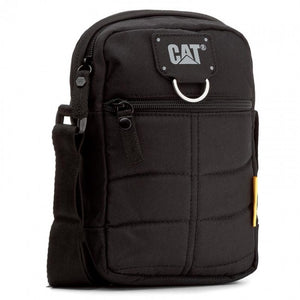 Morral Cat Rodney Black 83437-01