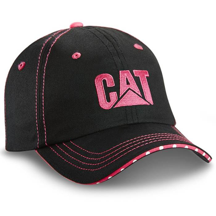 Gorra Cat Ladies Black Cap 4447095
