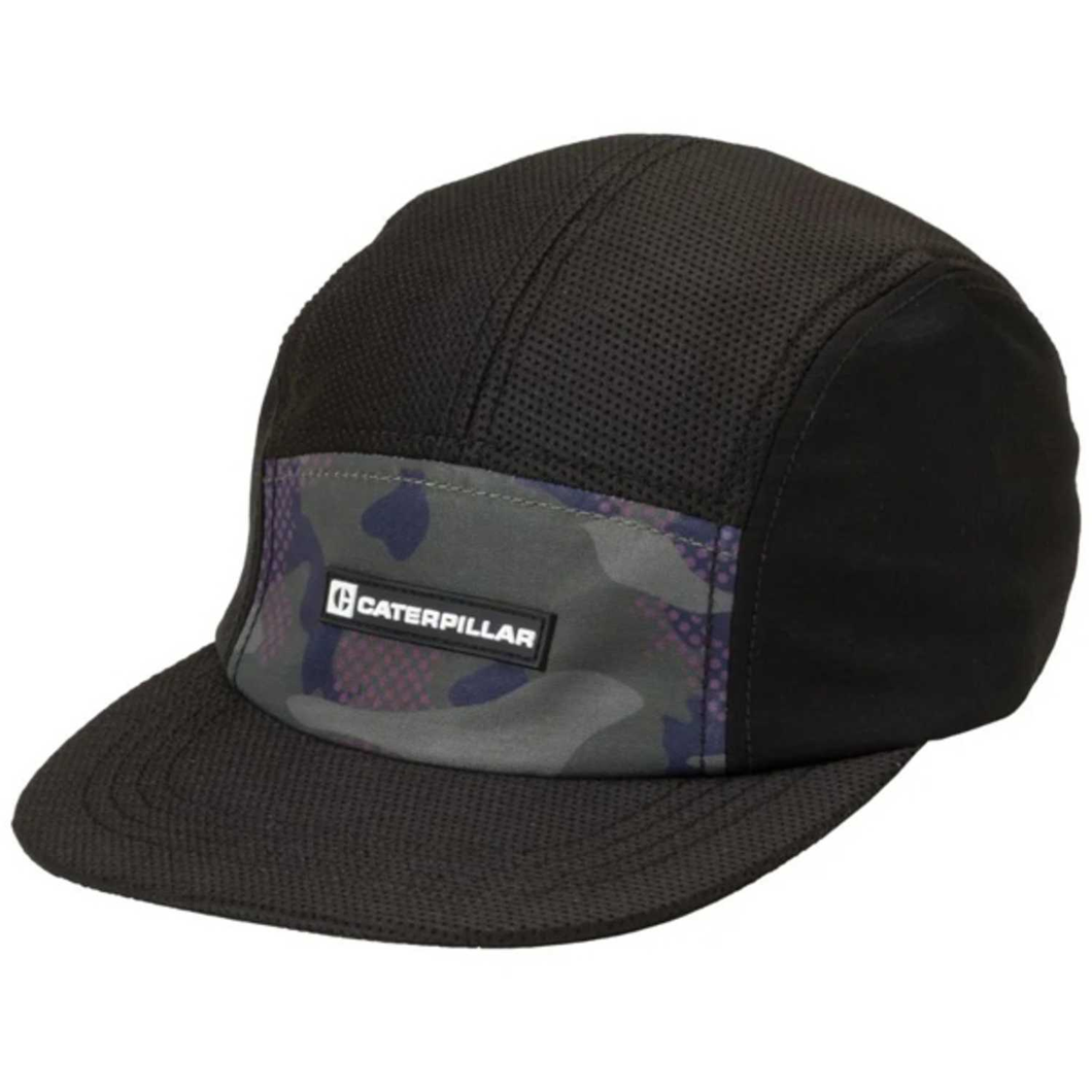 Gorra Cat 5 Panel Hat Black KSD2120293