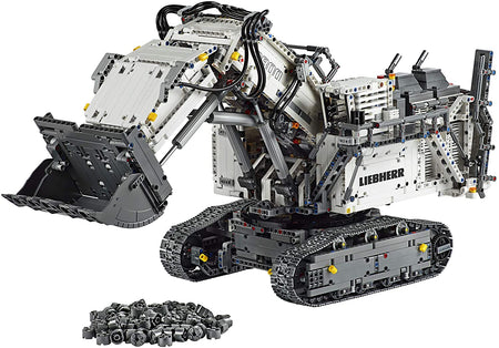 LEGO Technic Liebherr R9800 Excavator 42100 Building Kit (4,108 Pieces)
