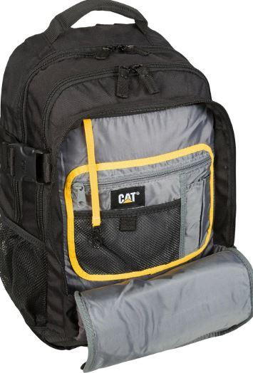 Mochila Cat Millennial Kenneth Black/Anthracite 83436-172
