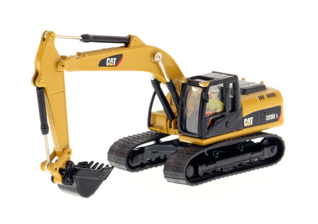 85262 Excavadora Cat 320DL Escala 1:87