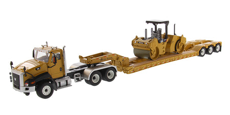Cama Baja Cat CT660 & XL120  Escala 1:50