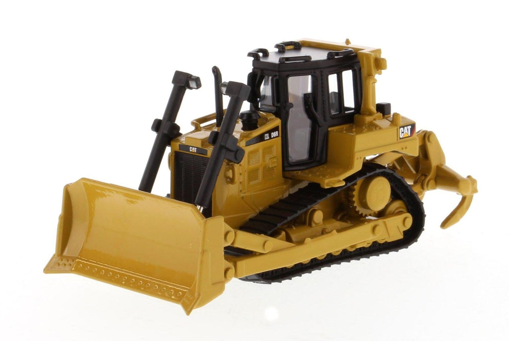 85607 Tractor De Orugas Cat D6R Escala 1:64 (Play And Collect) De