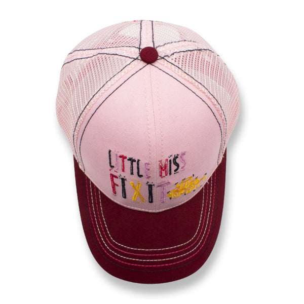 Gorra Cat Little Miss Fix It Cap 4447876