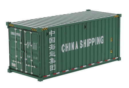 91025C 20' Dry Goods Sea Container Escala 1:50