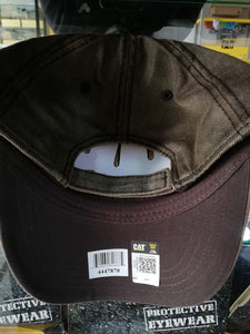 Gorra Cat Washed Cotton Cap 4447870