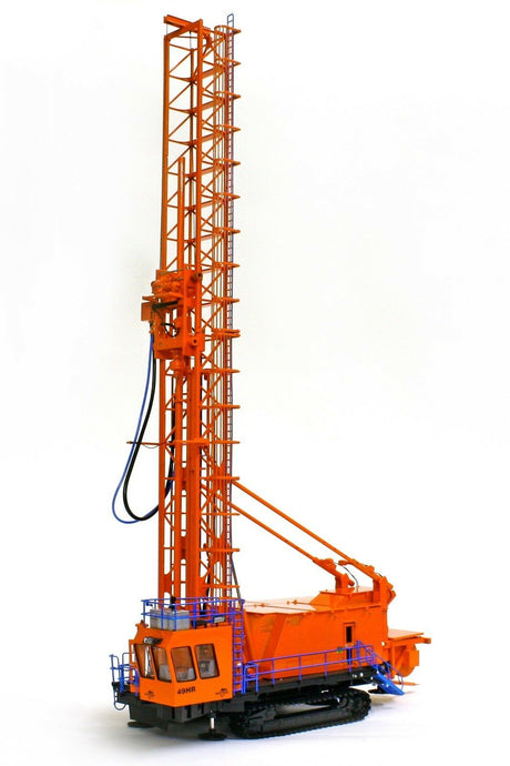 Perforadora Bucyrus 49Hr Escala 1:50