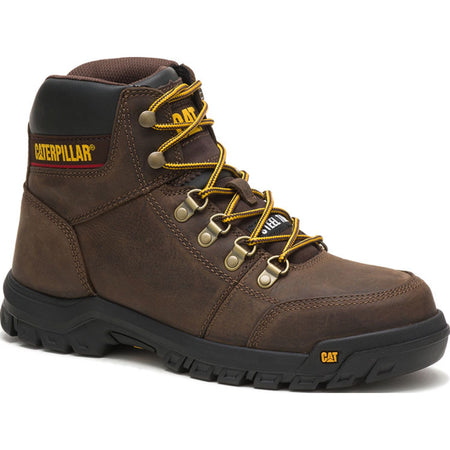 Zapato Industrial Caterpillar Outline ST PR Seal Brown P90836