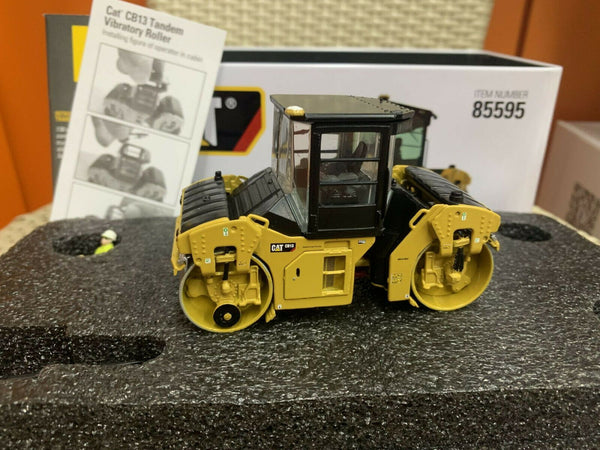 85595 Rodillo Compactador Cat Cb-13 Escala 1:50