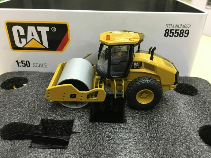 85589 Rodillo Compactador Cat Cs11 Gc Escala 1:50