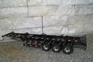 Plataforma de 40' Skeletal Trailer DM91024 Escala 1:50