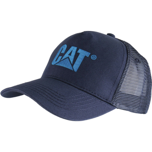 Gorra Cat Mark Mesh Blue KSD2128307