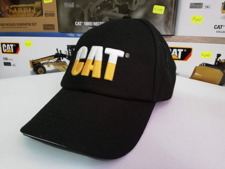 Gorra Cat Black V2 Gorras