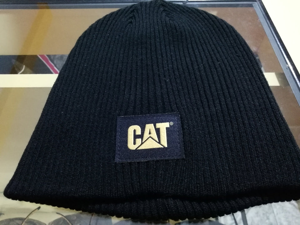 Gorra De Tejido Cat Power Knit Cap Jet Black De