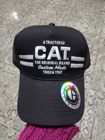 Gorra Cat Pitch Black Gorras