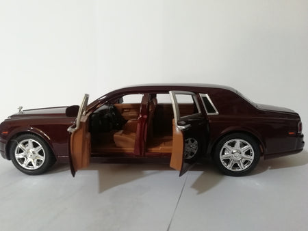 Auto Rolls-Royce Phantom Escala 1:24